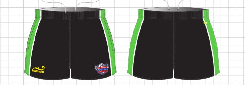 Tsunami Sublimated Shorts