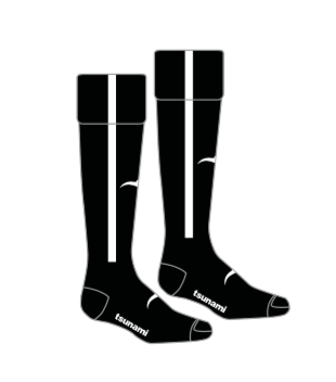 Tsunami Custom Socks