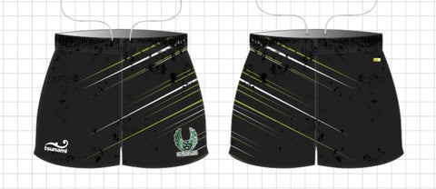 Sirens Sublimated Shorts
