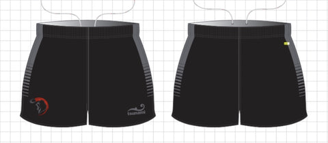 Silverbacks Sublimated Shorts