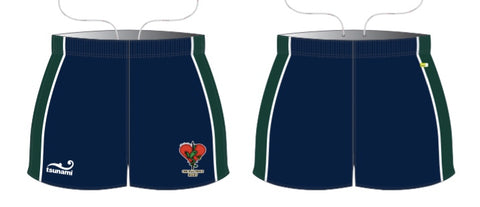 Frogs Sublimated Shorts