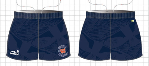 Condors Sublimated Shorts