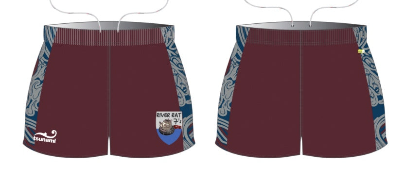 Tsunami Custom River Rats Shorts