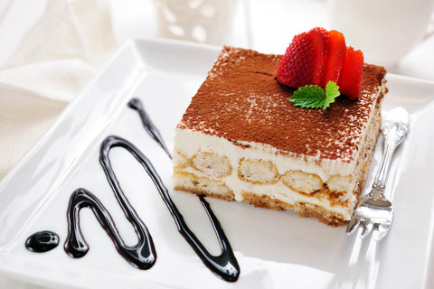 Tiramisu Cream - Instant Mascarpone Cream Base 24 servings - 9.53 oz can