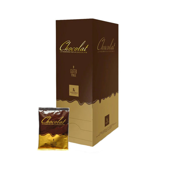 Chocolat - Italian Hot Chocolate powder - 4 x 36 - Total weight 9.52 lbs