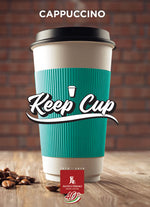 Keep Cup - Chocomint Cappuccino - Imported from Italy