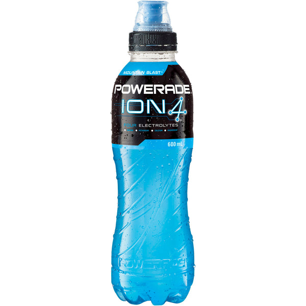 Powerade Mountain Blast 600ml