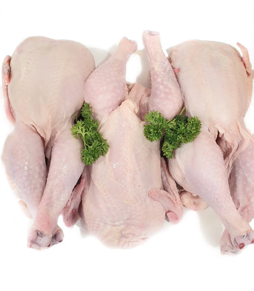 3 Whole Birds in Bag - Marmara Halal Meats