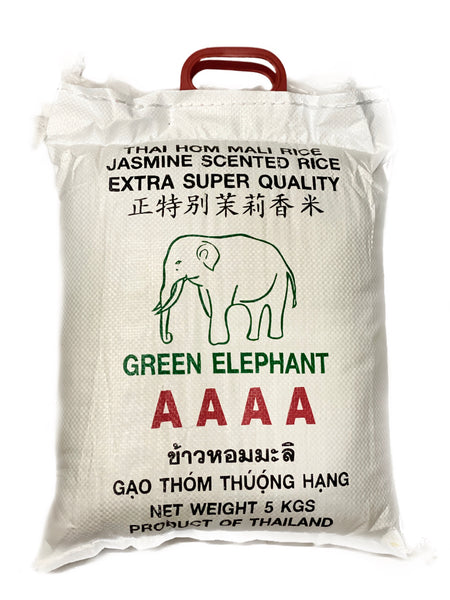 Green Elephant Jasmine Rice 5kg