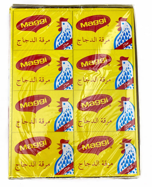 Maggi Halal Chicken Stock 24x2 Tablets