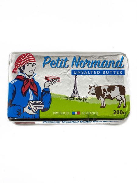 Petit Normand Unsalted Butter 200g