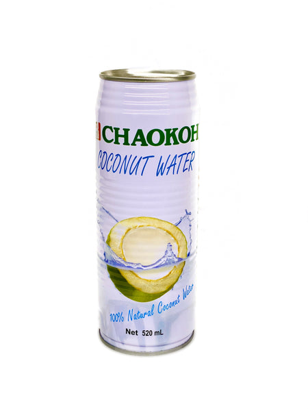 Chaokoh 100% Natural Coconut Water 520ml