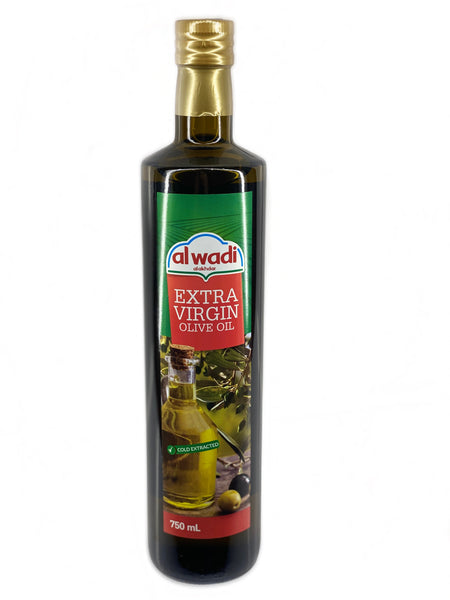 Alwadi Extra Virgin Olive Oil