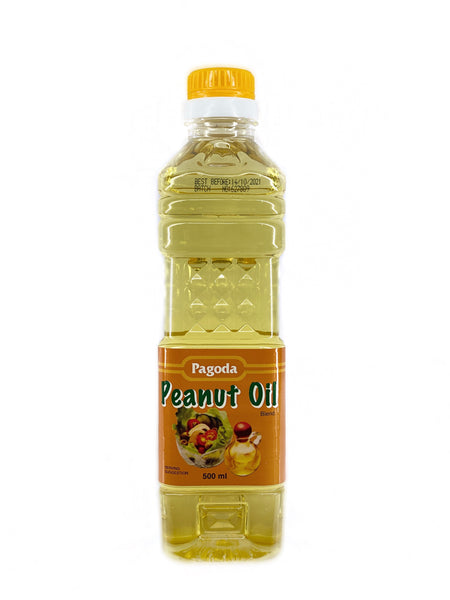 Pagoda Peanut Oil 500ml