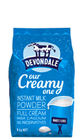 Devondale Full Cream Milk Powder 1Kg