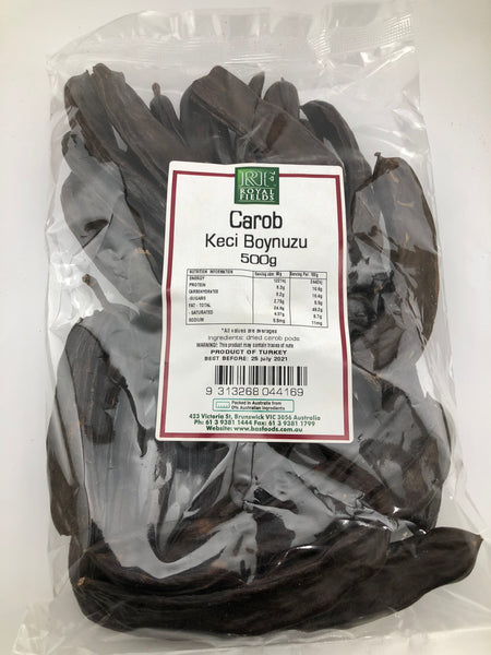 Royal Field Carob (Keci Boynuzu) 500g