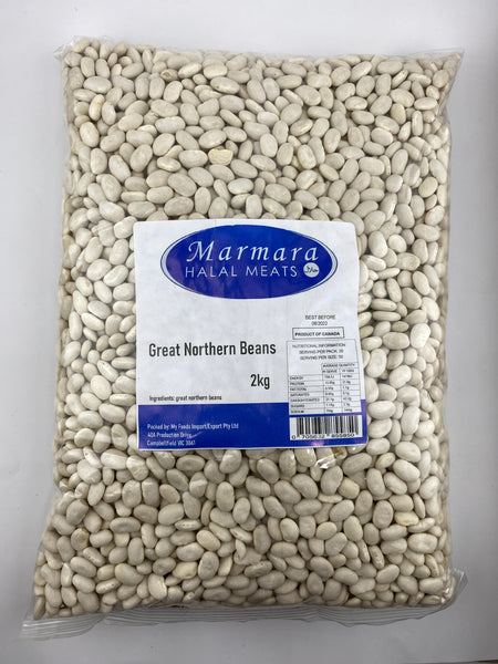 Marmara Great Northern Beans 2kg