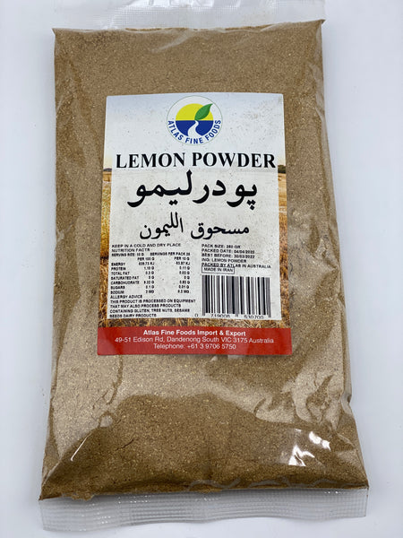Atlas Lemon Powder 250g
