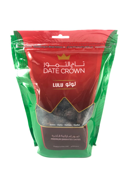 Date Crown Lulu