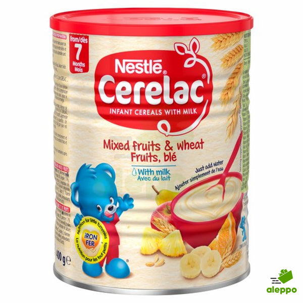 Nestle Cerelac Mixed Fruit & Wheat 1Kg