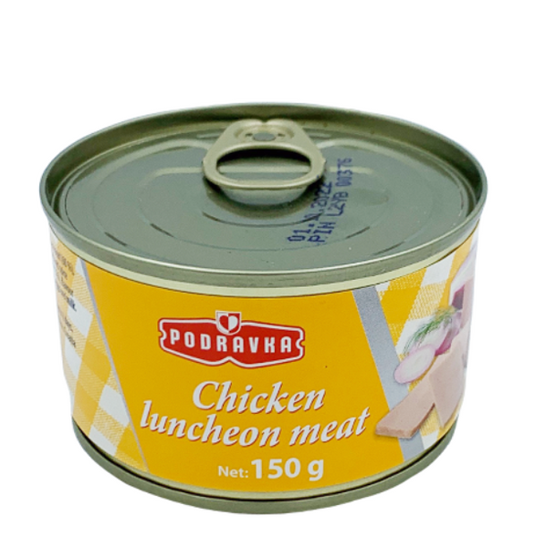 Podravka Chicken Luncheon Meat 150g