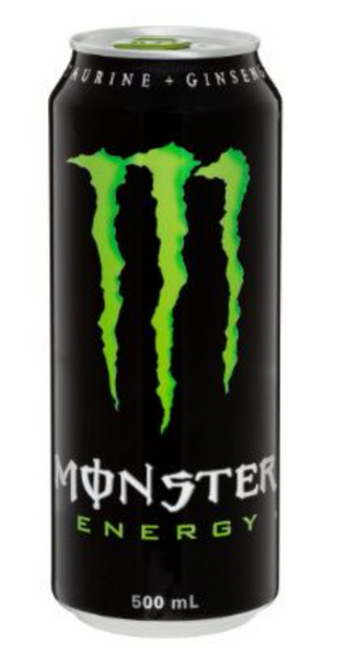 Monster Green Energy Drink 500ml