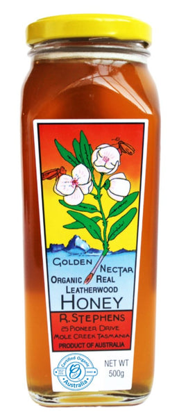 Golden Nectar Honey