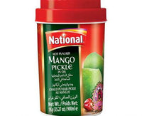 National Extra Hot Mango Pickle 1kg