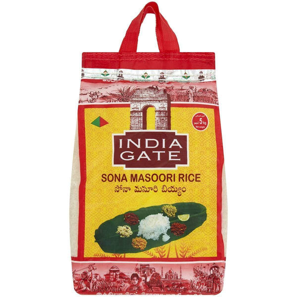 India Gate Sona Masoori Basmati Rice 5kg