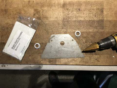 Magnum Baby Countryside Pellet Stove Auger Bushing Upgrade