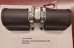 Archgard Optima PS1 OEM Convection Blower- Part # 305-0043