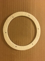 "US Stove White High Temp Gasket- Combustion/Exhaust Blower 6"" Diameter Round - Replaces Part # 88148 (Non OEM)"