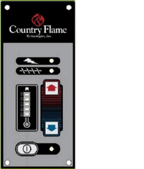 Country Flame Harvester Control Board NPS-1005-C
