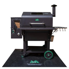 Green Mountain Grill Mat for deck or patio protection under the grill. Part # GMG_Mat