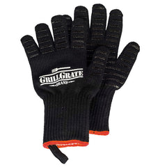 BBQ Grilling - The Grate Gloves in Black