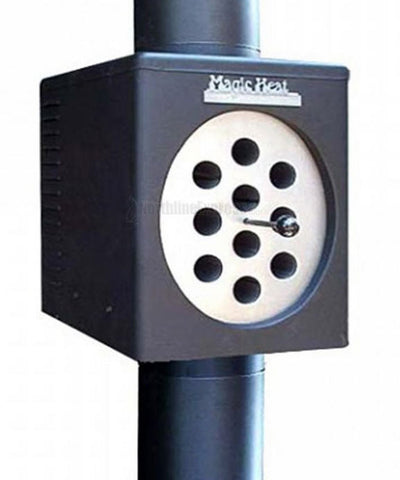 Magic Heat Wood Stove Flue Heat Reclaimer For Wood Stoves