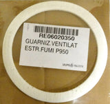 Piazetta Flue Gas Exhaust Fan Gasket PZRP.RE06020350