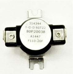St Croix Proof of Fire ( Low Limit ) Switch- 80P20038-R F110