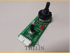 Thelin 8 Pin Switch Round V2.2 Late Board & Harness 00.0005.0117
