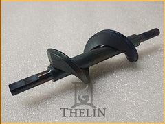Thelin Auger Shaft Only 00-0005-0003