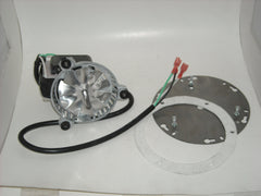 "6"" Magnum 6500 / 7500 High Quality Exhaust/Combustion Blower- 2 female clips with housing and snap disc hole"