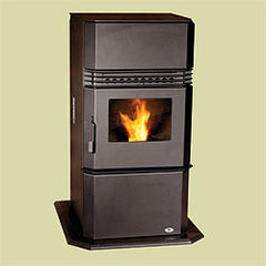 Hudson River Kinderhook Pellet Stove FS