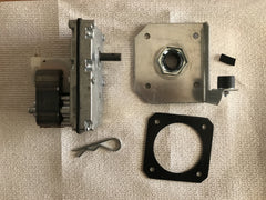 Hudson River Saranac Upgrade Kit - s901H & 2 male clips - CCW- Hitch Pin & Nylatron Bearing with End Plate