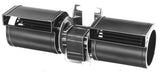 Quadra-Fire Convection/Room Blower- Replaces- 812-4900/812-4540- 2 male & 2 female clips