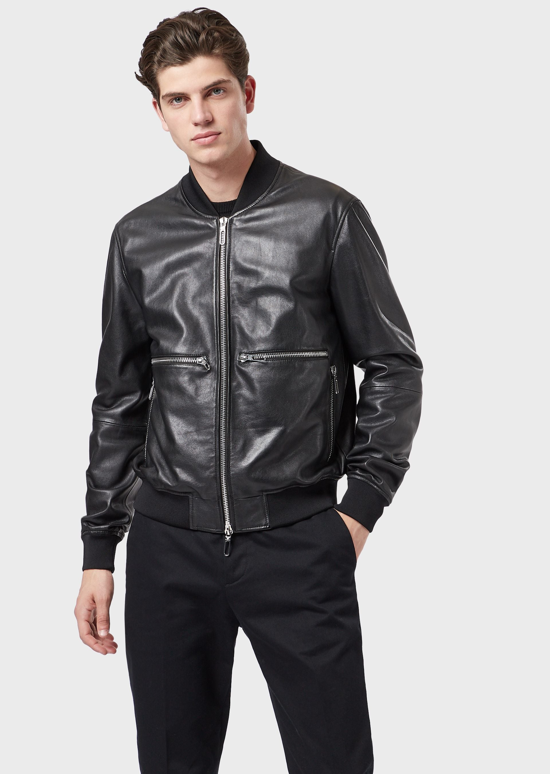 Men Leather Jacket > Biker Jackets, Men Leather Jacket, Men Leather Jacket > Suede Jackets