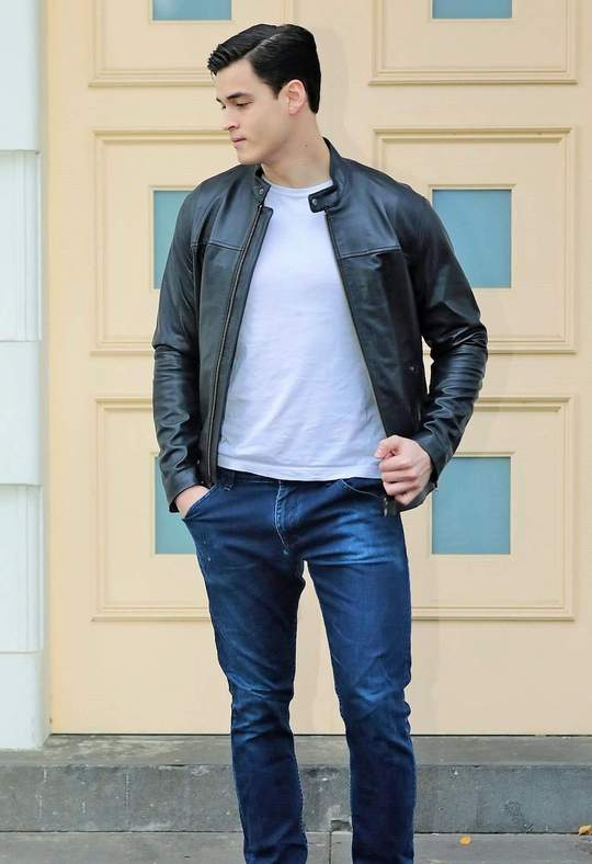 Men Leather Jacket, Men Leather Jacket > Suede Jackets