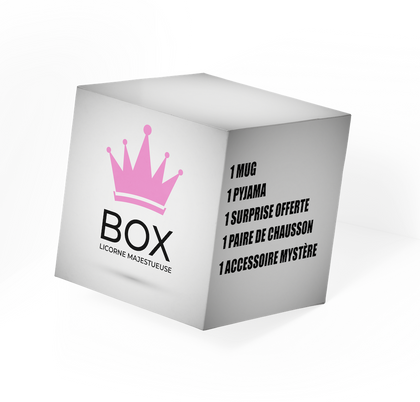 Box Majestueuse