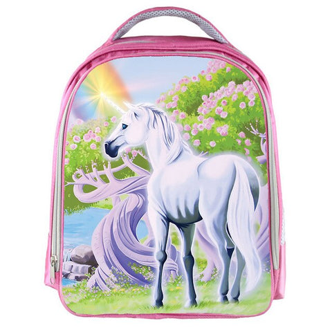 Cartable Licorne <br/> de Charme