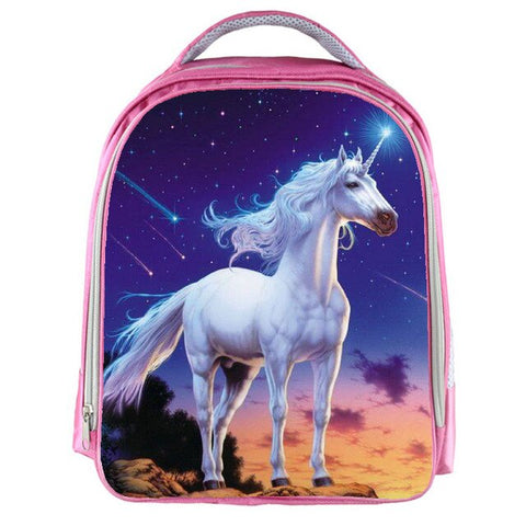 Cartable Licorne <br/> Enchanteur