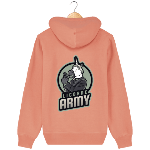 Sweat Licorne<br> Army Unisexe>Sweatshirts mapetitelicorne.fr Orange XS